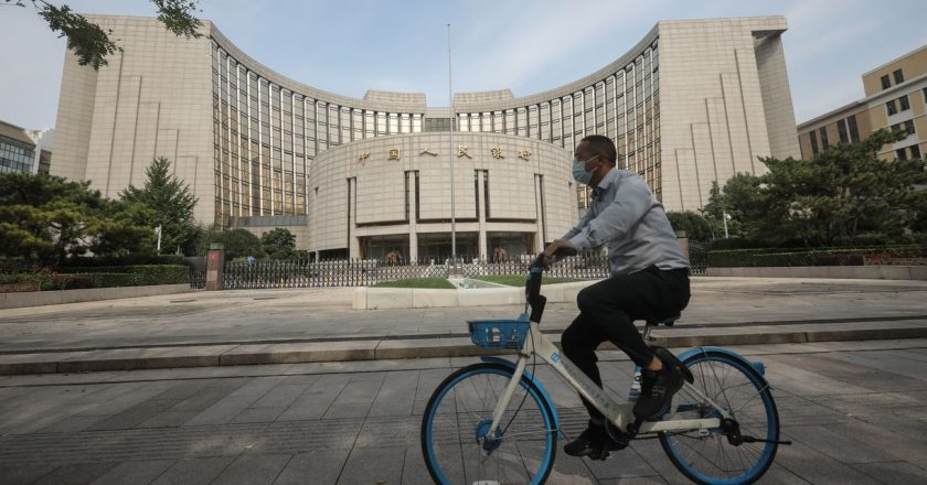 Cryptocurrency Exchanges Curb Trading From China After Beijing's Warning