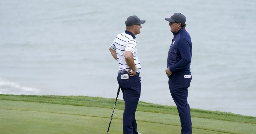 Handling friction at Ryder Cup a European specialty