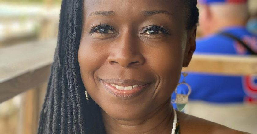 Monifa Bandele, new head of Time's Up, pledges openness after Cuomo scandal