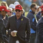 No Tiger Woods, No Phil Mickelson. And maybe a U.S. Ryder Cup win.