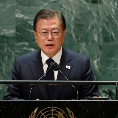 North Korea Calls Peace-Deal Proposal by South's Moon Jae-in Premature