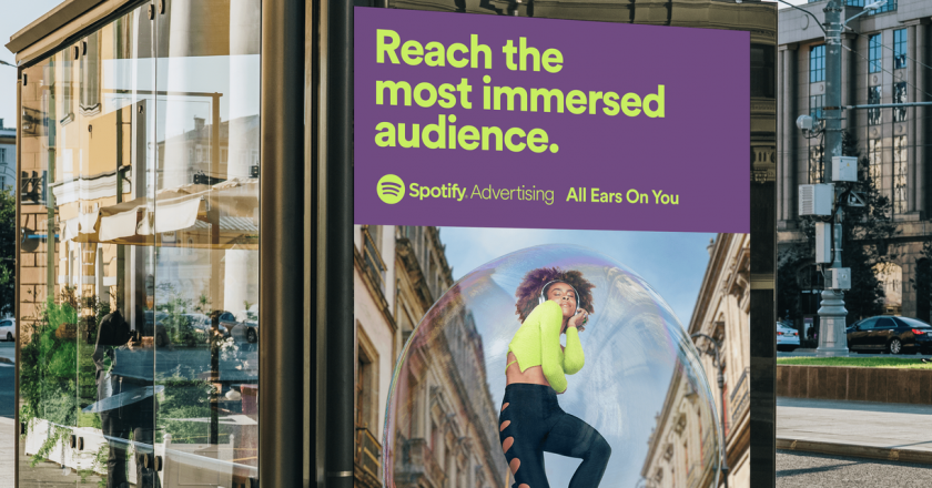 Spotify Kicks Off Campaign to Win More Advertisers