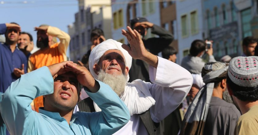 Taliban resume brutal reign in Afghanistan with public executions, amputations for criminals